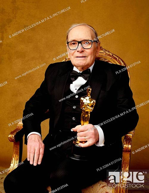 Ennio Morricone, the Italian composer who wrote the iconic theme tune to The Good, The Bad And The Ugly, has died aged 91